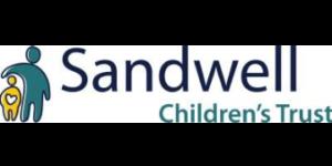 Logo of Sandwell Children's Trust