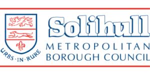 Logo of Solihull Council