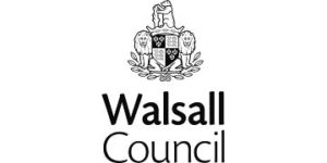 Logo of Walsall Council