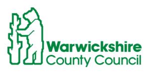 Logo of Warwickshire County Council